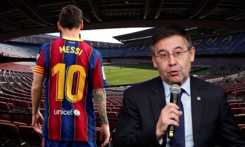 Ajde da i Barcelona nešto slavi: Bartomeu večeras daje ostavku
