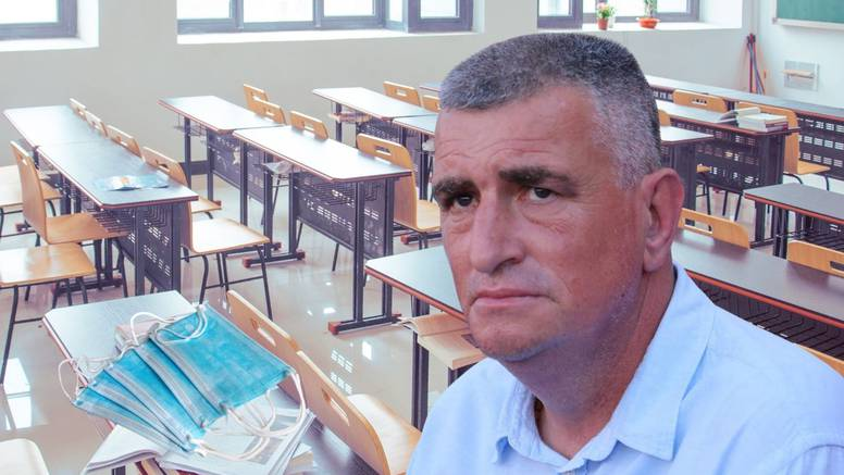 Bulj: Splitsko-dalmatinska sramotno pritišćeravnatelje u sinjskimškolama oko maski