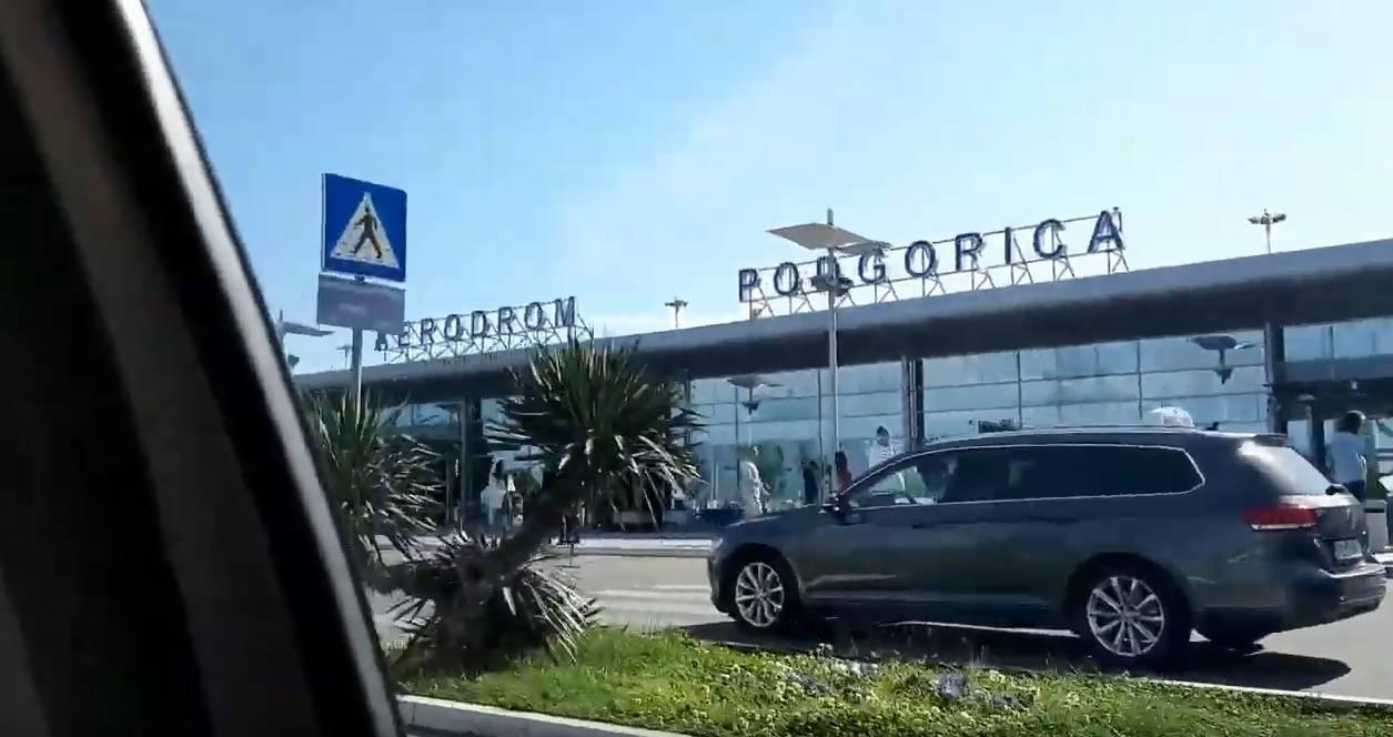 Privremeno zabranjeni letovi iz Crne Gore ka sjeveru Italije...