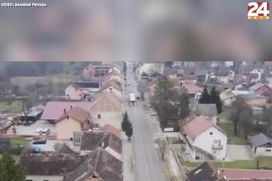 Video Nadzorne Kamere Snimile Su Trenutak Potresa U Zagrebu 24sata