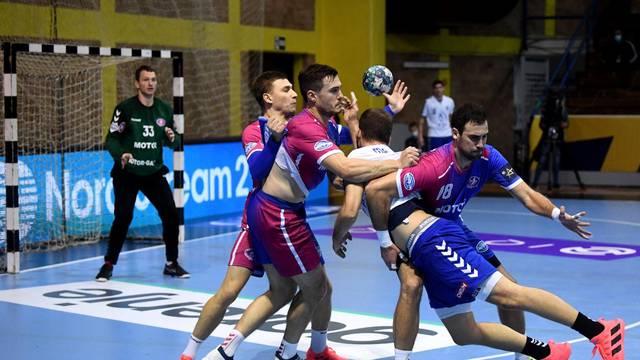 Zagreb: Rukometaši PPD Zagreb protiv HC Motor u utakmici Lige prvaka