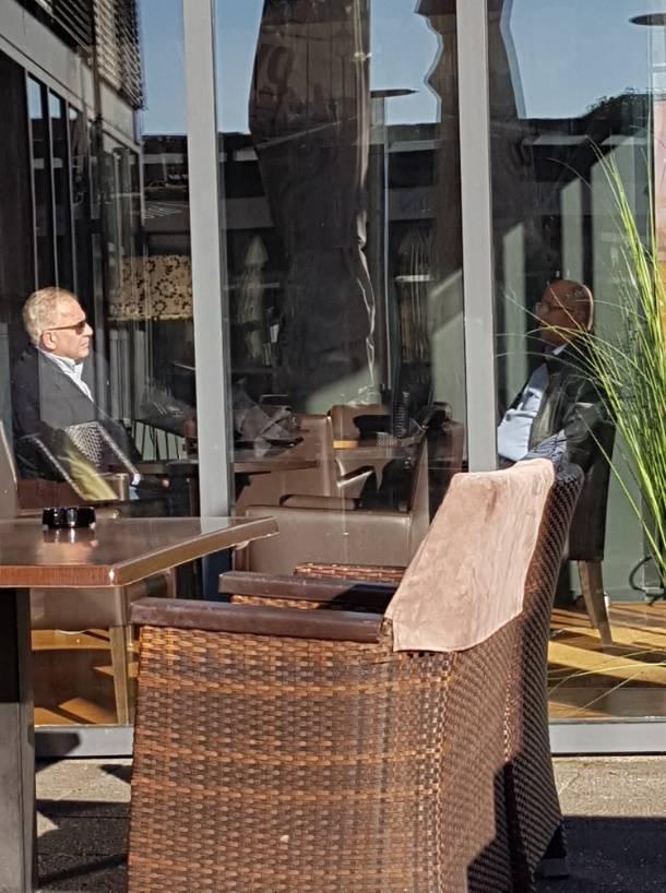 Bivši suradnici: Ivo Sanader i Kikaš popili kavu u Zagrebu