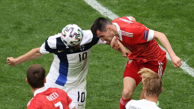 Euro 2020 - Group B - Finland v Russia