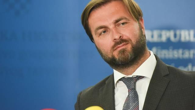 Zagreb: Sastanak ministra Tomislava Ćorića, gradonačelnika Sinja Mire Bulja i generalnog direktora Hrvatskih voda Zorana Đurokovića