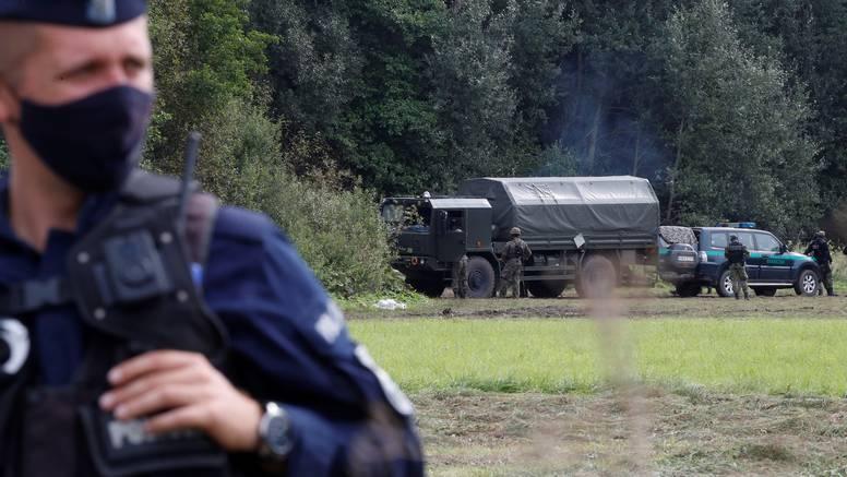 Migranti iz Bjelorusije samo u rujnu pokušali čak 3200 puta ilegalno prijeći poljsku granicu