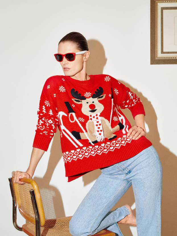 Božićne veste: Top 10 kreativnih pletenina sa štihom adventa