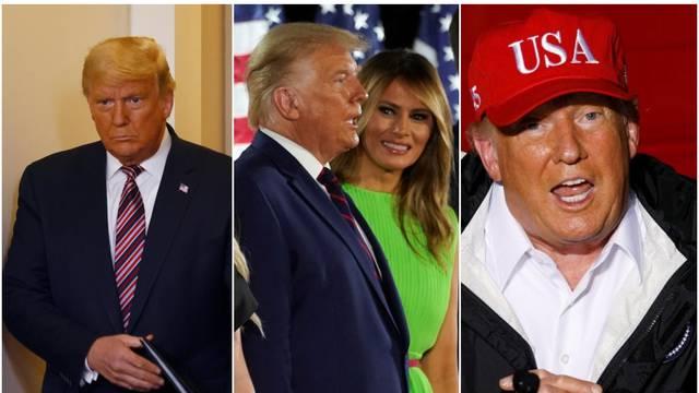 Šale ne prestaju: Zašto je Trump narančast? Melaniji 'drpi' puder