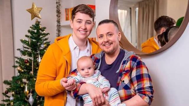 'Ja sam muško, rodio sam sina, donor žensko, partner binaran'