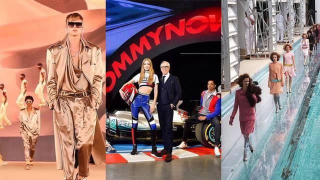 Veličanstvene i luksuzne produkcije teatralnih modnih revija mogle bi otići u - povijest