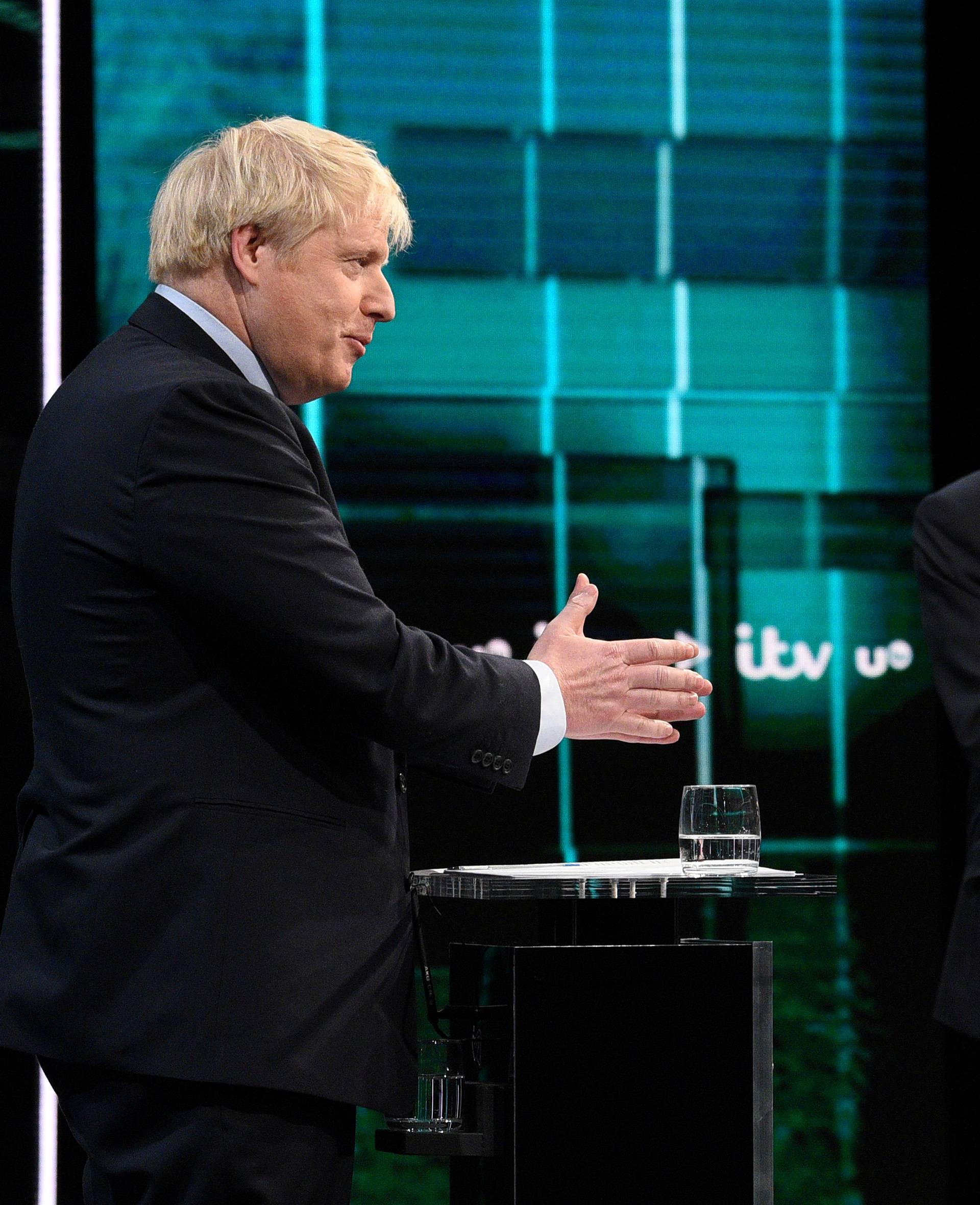 Johnson u debati s Corbynom obećao Brexit do 31. siječnja