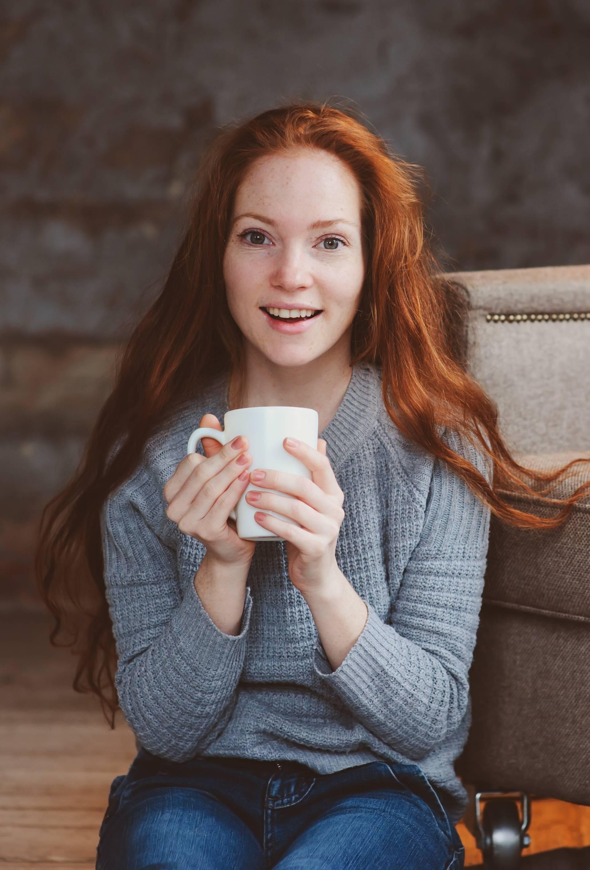 Naučite kako pobijediti glad - dovoljan vam je ukusan čaj