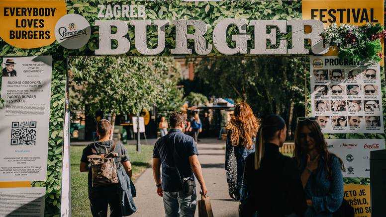 Uskoro počinje Zagreb Burger Festival: Raj za ljubitelje mesa