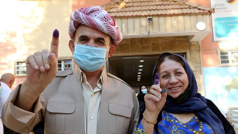 Iračani nakona protuvladinih prosvjeda izlaze na birališta