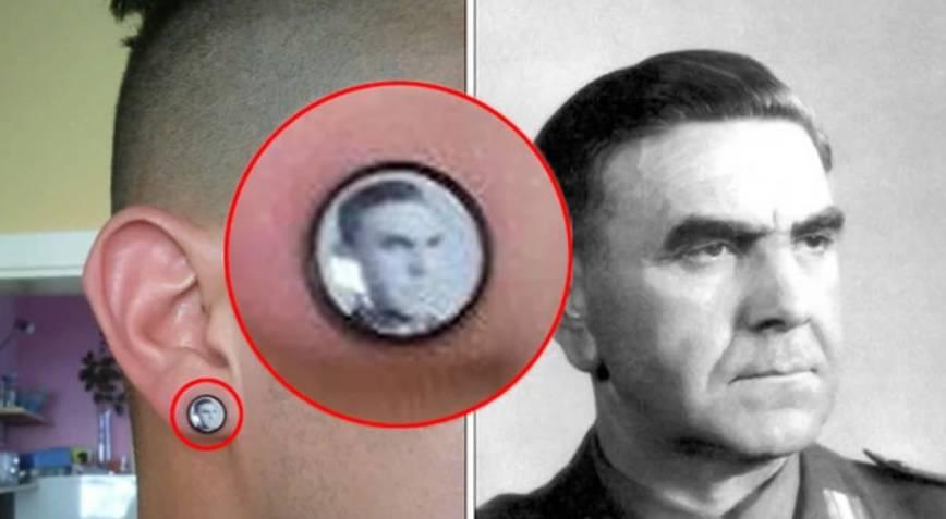 Političar je u parlamentu nosio naušnicu s likom Ante Pavelića