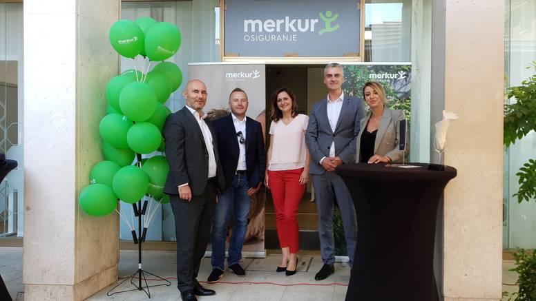 Merkur osiguranje u Rijeci u novim prostorima s posebnim pogodnostima za klijente