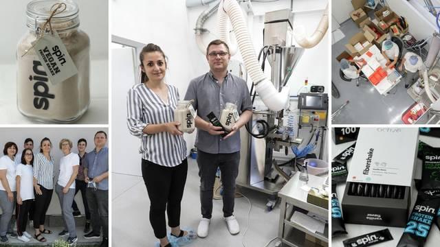 U Ivanić-Gradu proizvode biljne proteine: Sportaši ih obožavaju, a oni od slanutka su budućnost