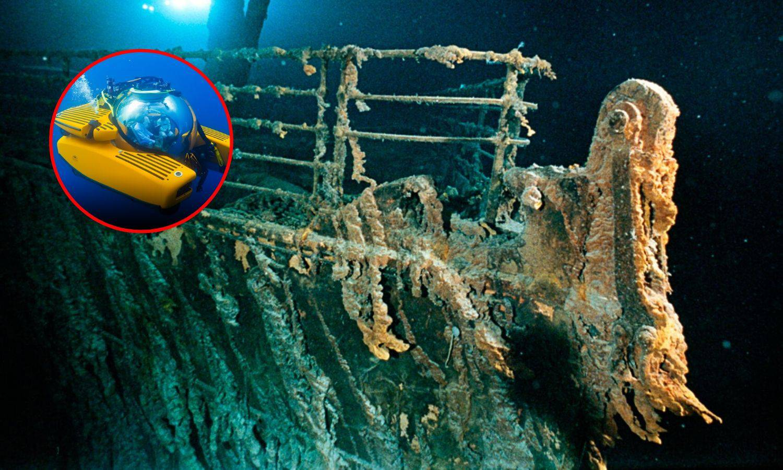 Nevjerojatno: Amerika zatajila sudar podmornice s Titanicom!