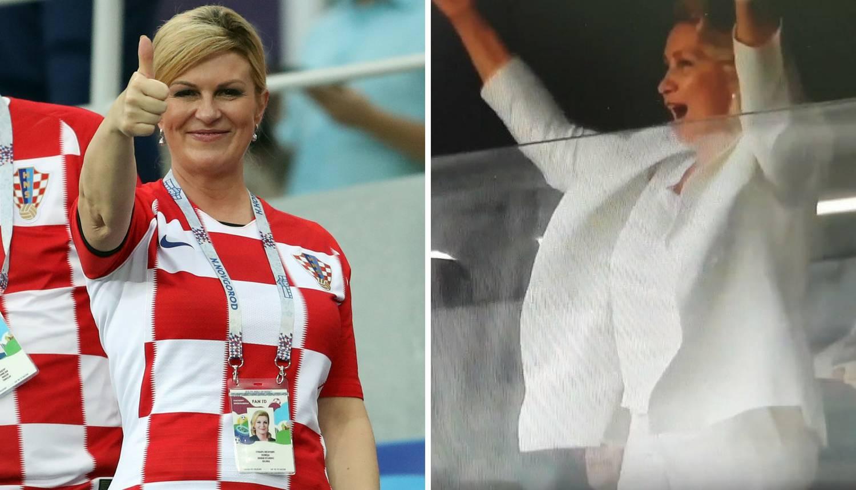 'Okršaj' navijačica u VIP loži: Svetlana konkurencija Kolindi