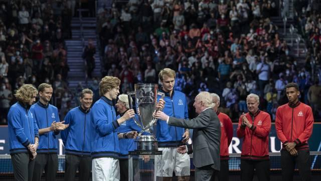 Tennis: Laver Cup