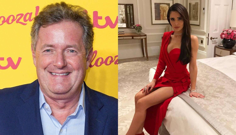 Piers Morgan: Cheryl je htjela da dođem kod nje i poziram gol