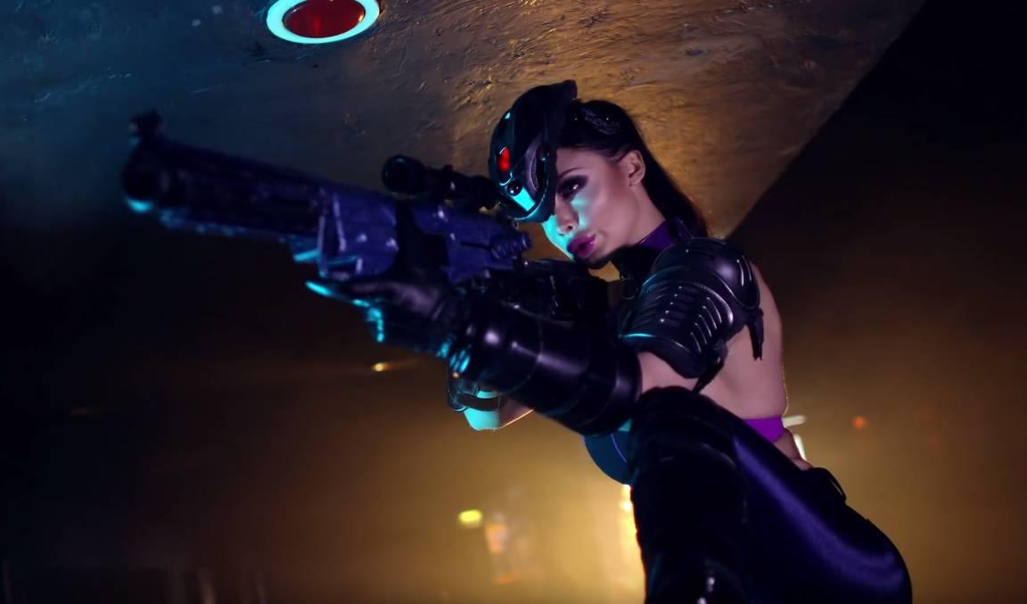 Puške nisu glavno oružje u porno verziji igre Overwatch