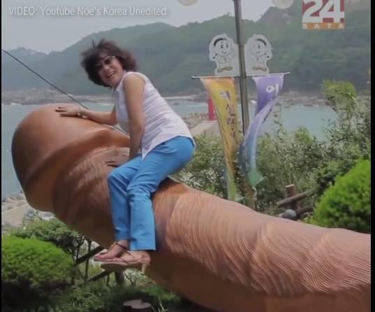 """Sve u obliku penisa: """"Penis park"""" je atrakcija u J. Koreji"""