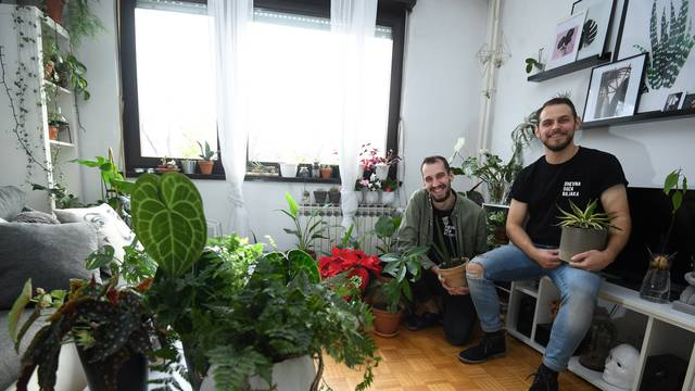Novi hrvatski projekt 'Dnevna doza biljaka': Majstori zelenila