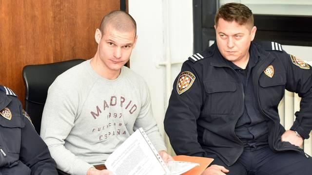 Varaždin: Nastavak suđenja Dariu Šišakoviću osumnjičenom za pokušaj ubojstva Roberta Matanića