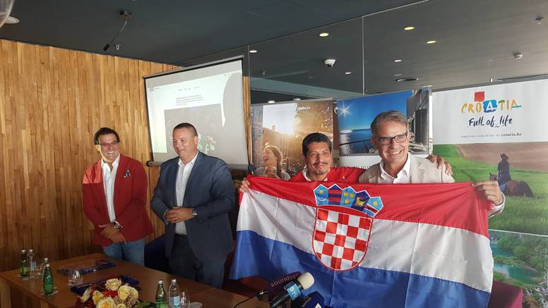 Yuri: Oduševljen sam ljepotama Hrvatske i ljubaznim ljudima