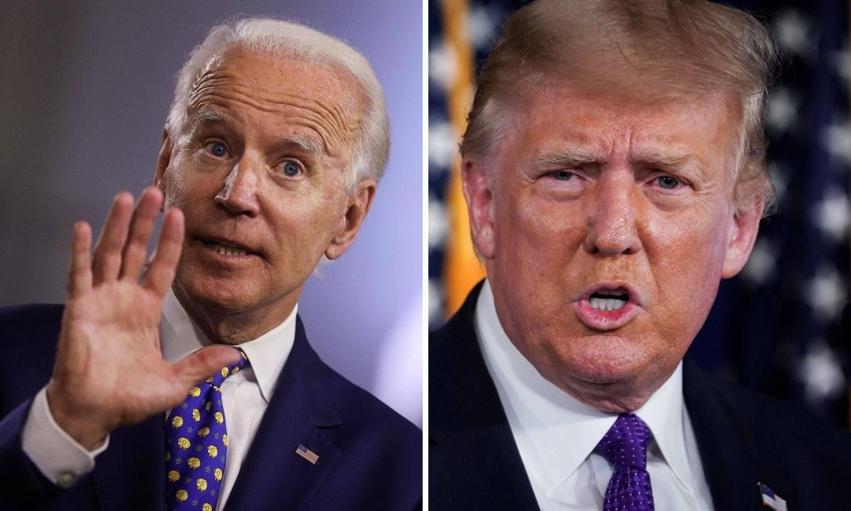 Ne biraju se sredstva: Biden u prednosti, a Trump igra prljavo