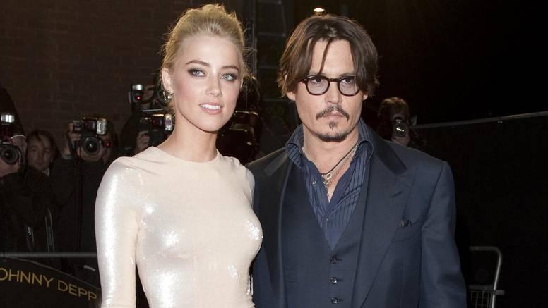 Htjela ga je spriječiti: Depp je tužio bivšu suprugu za klevetu