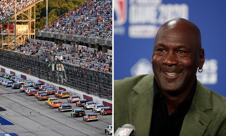 NBA mu nije dovoljan: Jordan osnovao NASCAR ekipu, slučaj njegovog vozača istraživao i FBI