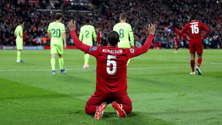 Zavio ih u crno, a sada stiže na Camp Nou: Wijnaldum u Barci!