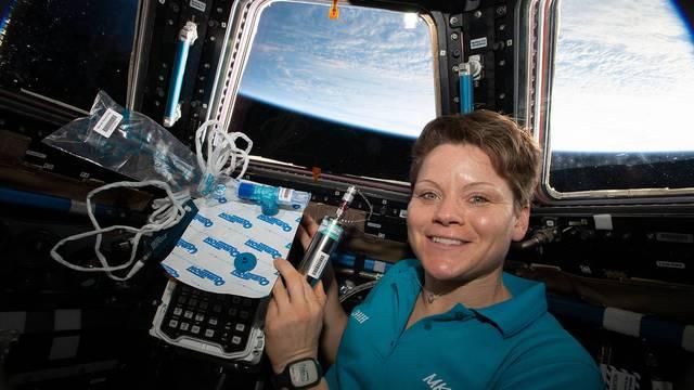 Prvi zločin u svemiru: 'Brinula sam se, zato sam to napravila'