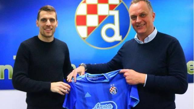 Andrić u Dinamu za milijun €, mjesečno će dobivati 20.000