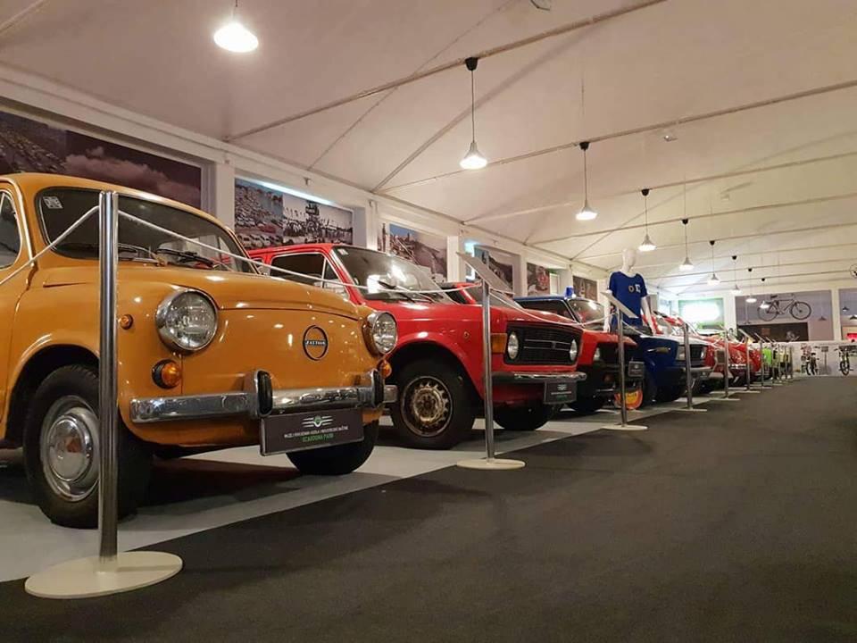 Muzej Ferdinand Budicki svoje automobile izložio i u Skradinu