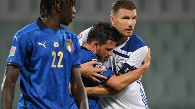UEFA Nations League - League A - Group 1 - Italy v Bosnia and Herzegovina