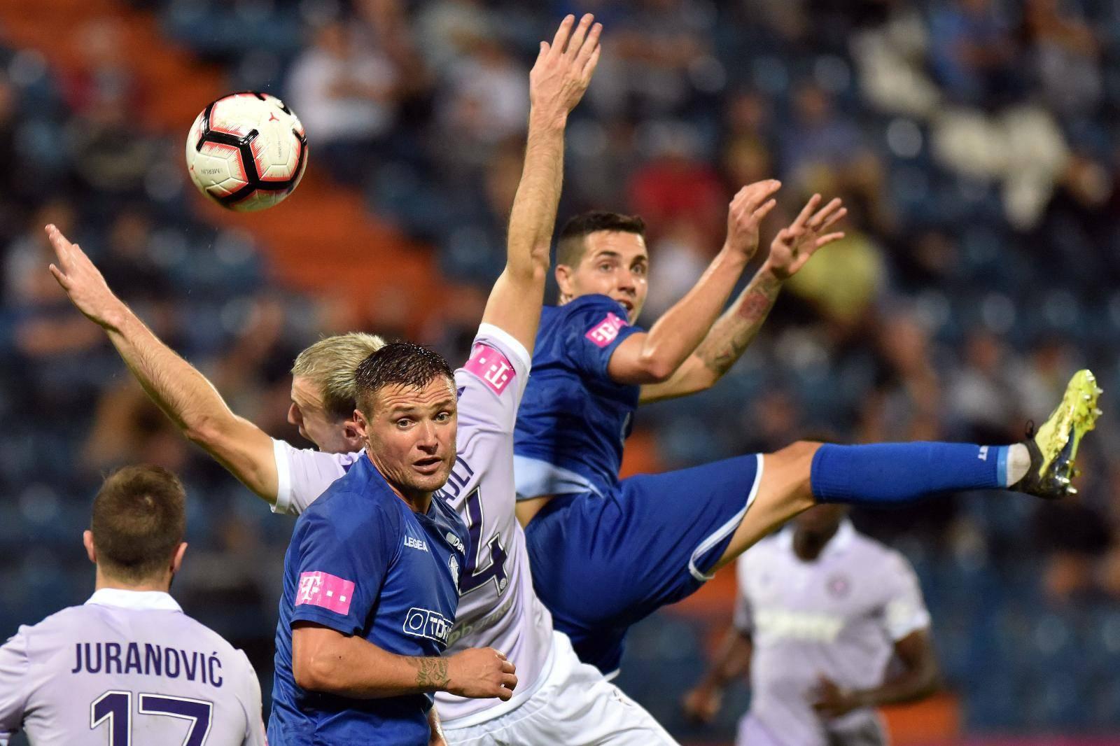 Varazdin-HNK Hajduk