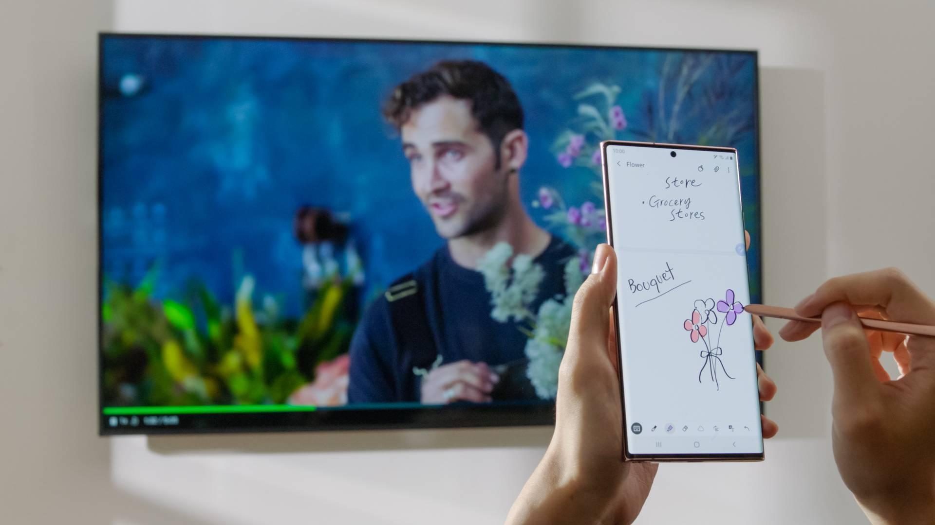 Uz Samsung Galaxy Note20 i Note20 Ultra do maksimalne produktivnosti i zabave