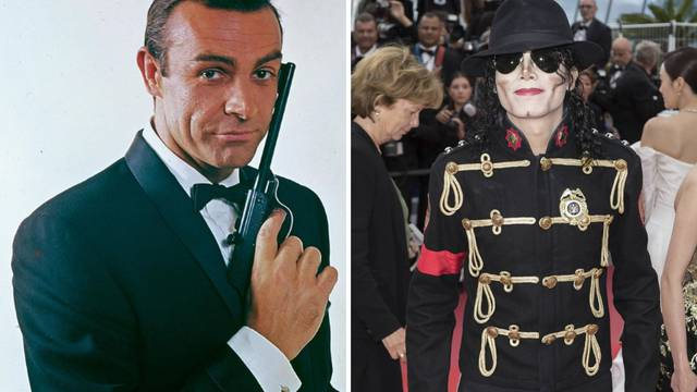 Slatka tajna: Legendarni kralj popa htio glumiti James Bonda