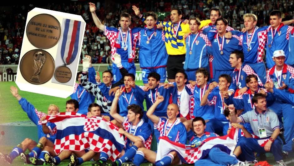 Netko prodaje hrvatsku broncu iz '98. procijenjenu na 7500 €!