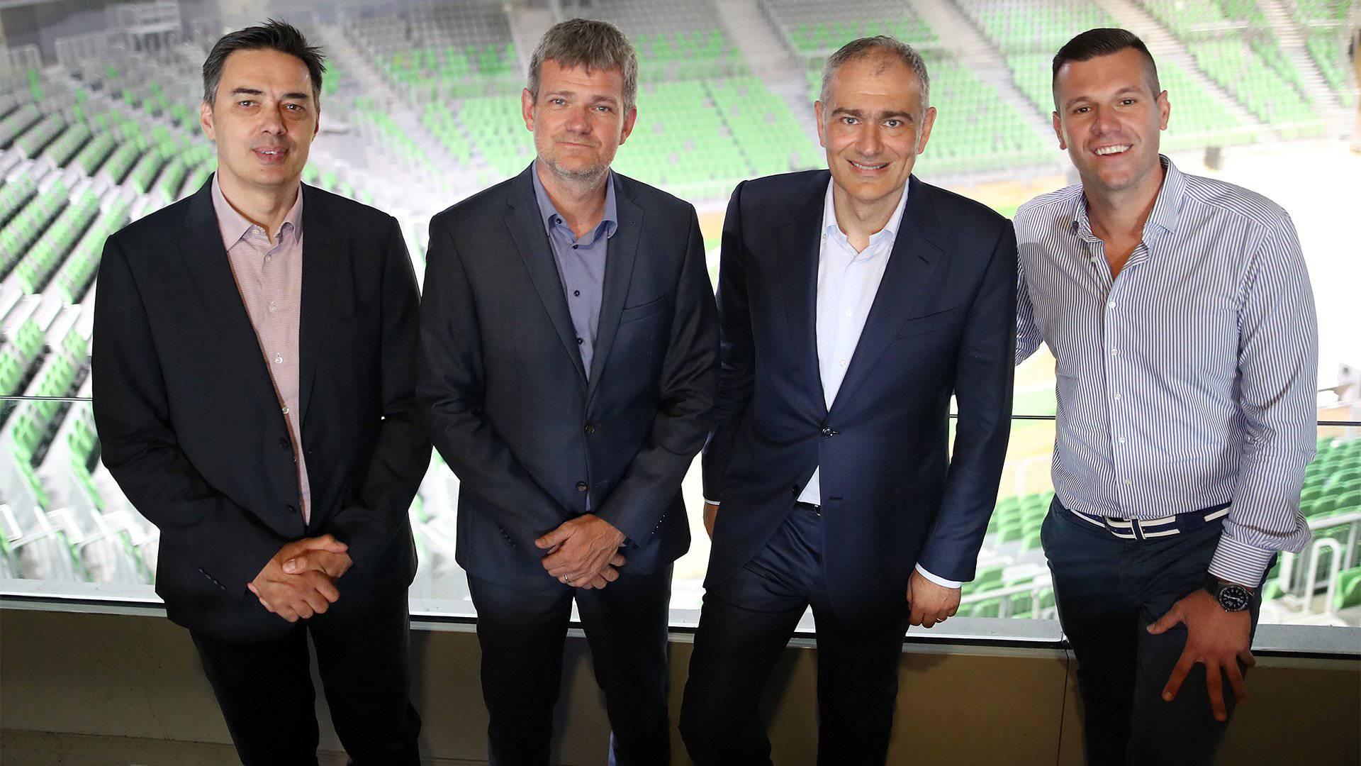 Darussafaka i Bilbao  u Fibinoj Ligi prvaka, čekaju na Cedevitu