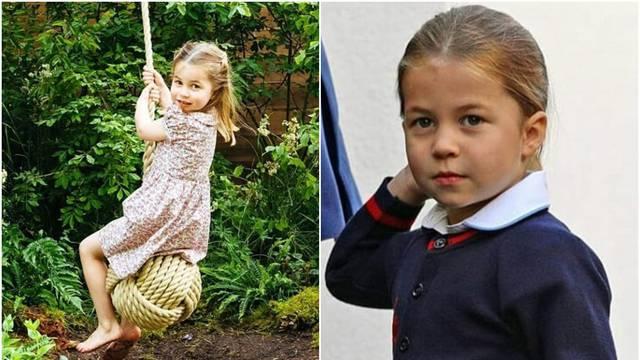 Princeza Charlotte (5) je 'teška' 5 milijardi funti, više nego brat
