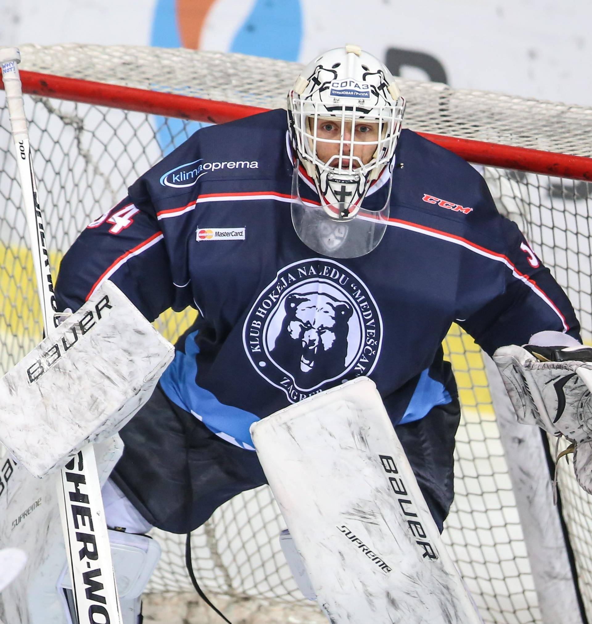 KHL Medvescak - Metallurg Novokuznetsk