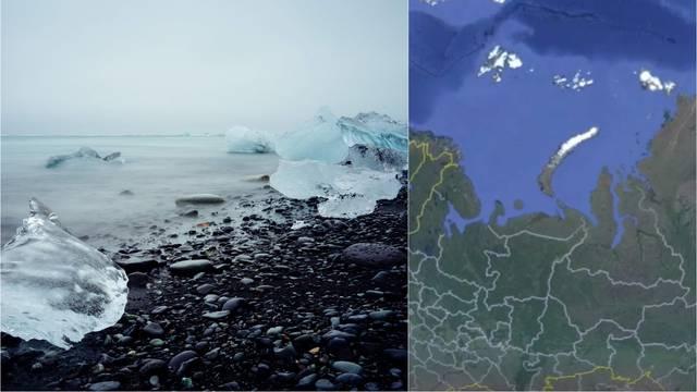 Na Arktiku je niknulo pet novih otoka, mijenja se karta svijeta!