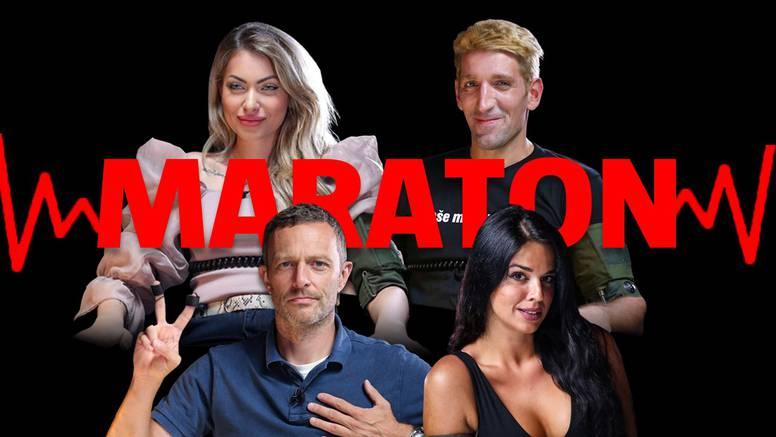 Crvenilo u maratonu Poligrafa: Šebalj vozio bez dozvole, Ines Petrić slala svoje gole slike