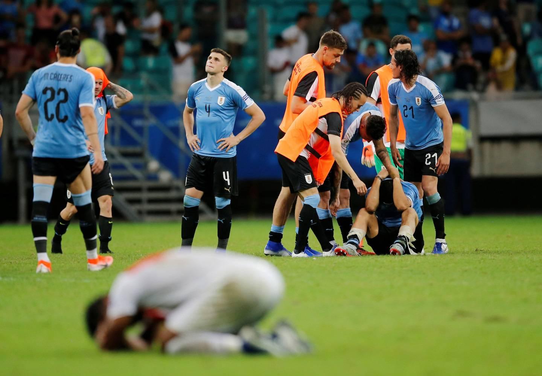 Suárez tragičar Urugvaja: Peru senzacionalni polufinalist Cope