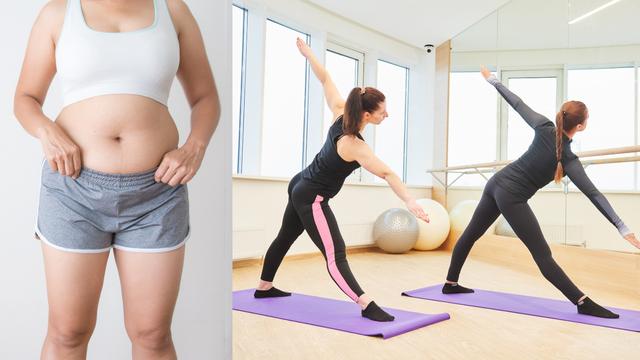 6 razloga zbog kojih ne možete izravnati grozni šlauf na trbuhu