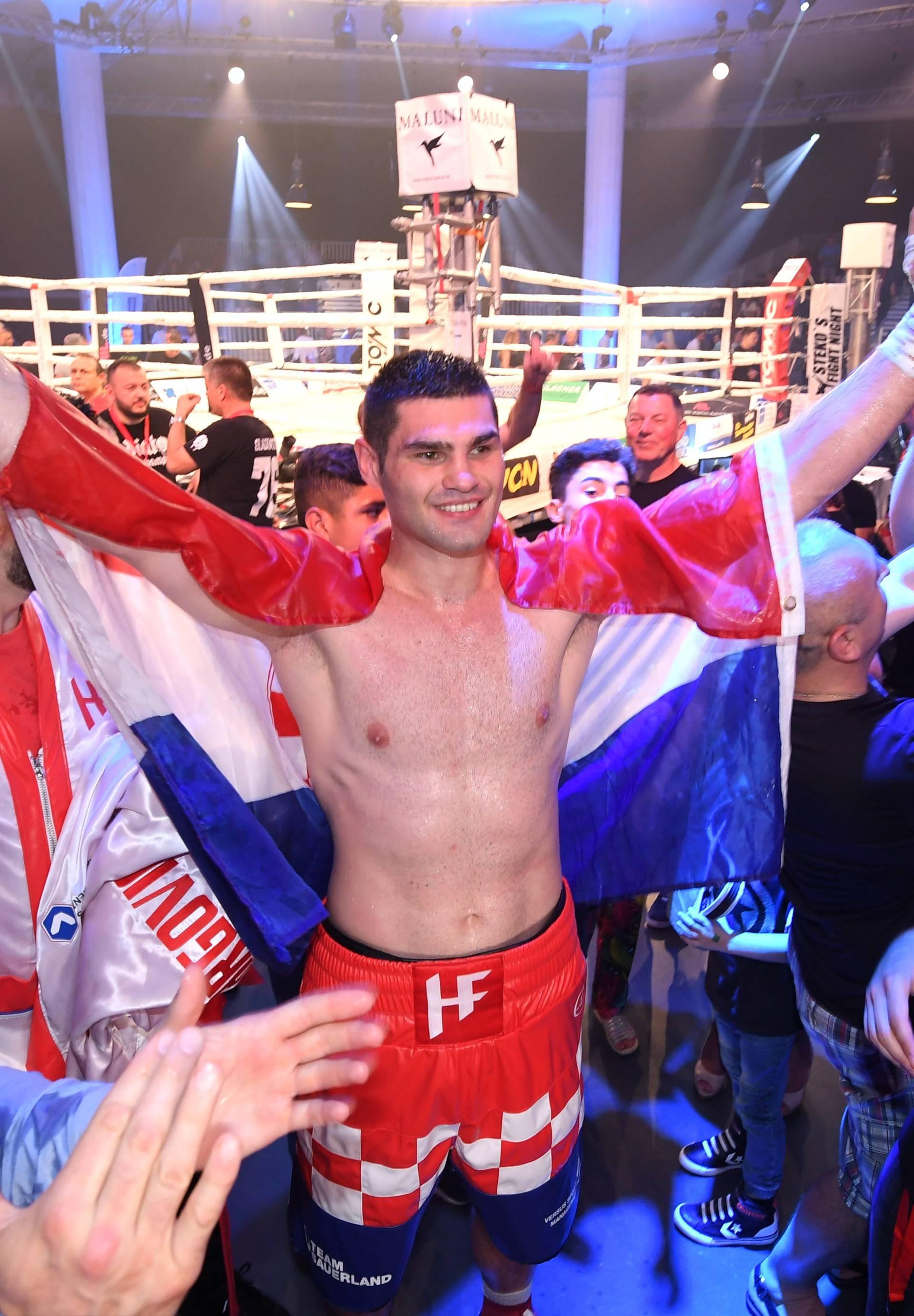 Hrgović: Da mi treba psiholog, ostavio bih se boksa i pio pivo