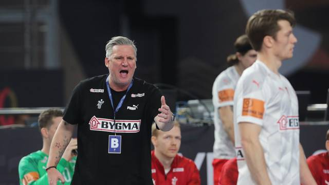 2021 IHF Handball World Championship - Main Round Group 2 - Japan v Denmark
